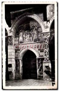 Ansichtskarte AK Souillac Eglise Abbaliale style romano bysantin La Portail