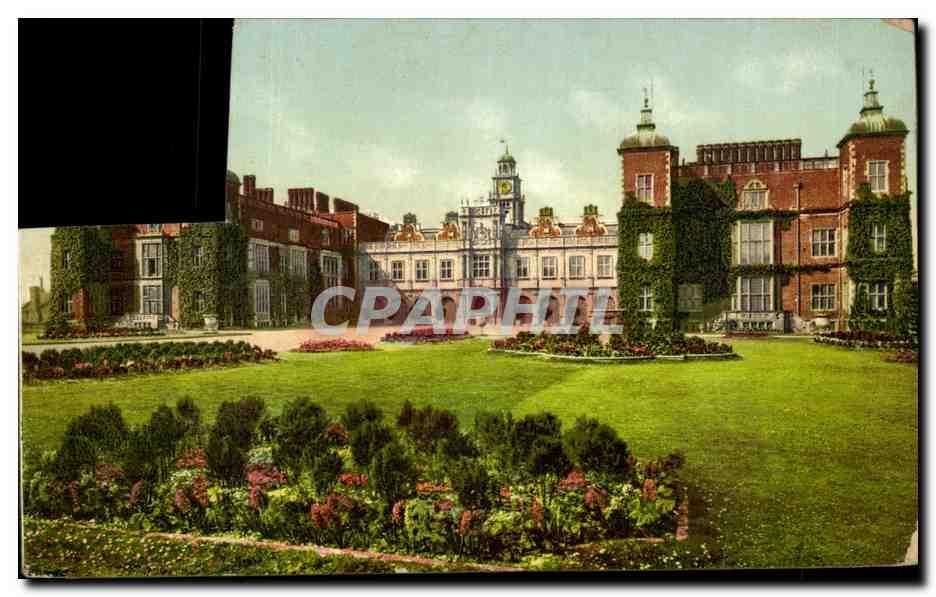 Ansichtskarte AK Hatfield House 0