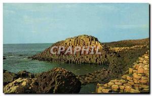 Moderne Karte Giant's Causeway The Honeycomb Antrim
