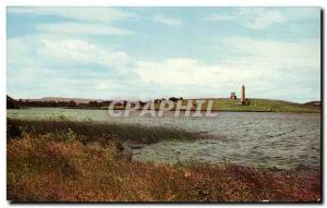 Ansichtskarte AK Devenish Island Lower Lough Erne Fermanagh