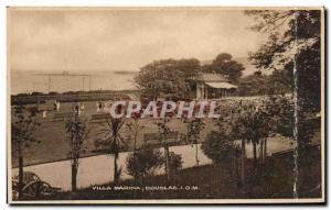 Ansichtskarte AK Villa Marina Douglas