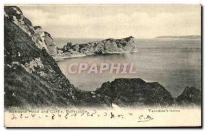 Ansichtskarte AK Kennane Head and Caste Ballycastle