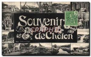 Ansichtskarte AK Souvenir de De Cholon Indochine Vietnam