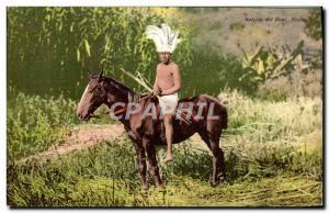 Ansichtskarte AK Salvaje des Beni Bolivia