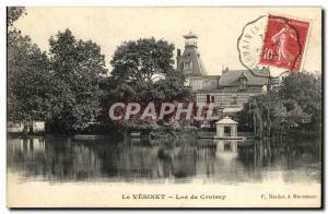 Ansichtskarte AK Le Vesinet Lac de Croissy