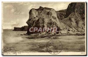 Ansichtskarte AK Portrush Giant Head