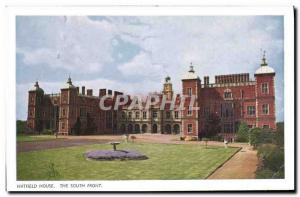Ansichtskarte AK Hatfield House The South Front