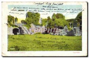 Ansichtskarte AK Rothesay Castle
