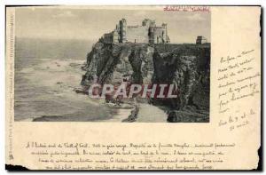 Ansichtskarte AK Tantallon Castle