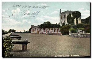 Ansichtskarte AK Shane s Castle Co Antrim