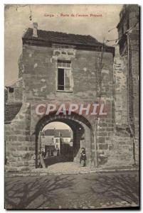 Ansichtskarte AK Cergy Porte De l'Ancien Prieure