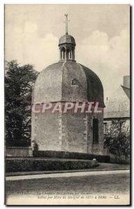 Ansichtskarte AK Vitre La Chapelle Du Chateau Des Rochers