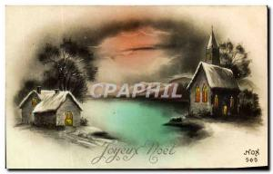 Ansichtskarte AK Joyeux Noel