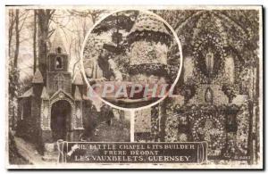 Ansichtskarte AK Guernsey Les Vauxbelets