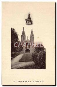 Ansichtskarte AK Chapelle De ND d'Arliquet