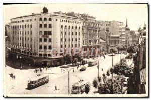 Ansichtskarte AK Belgrad