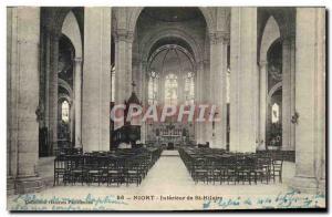 Ansichtskarte AK Nirot Interieur de St Hilaire