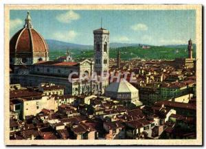 Moderne Karte Firenze Panorama Firenze Si stende Sulle Rive Dell'Arno