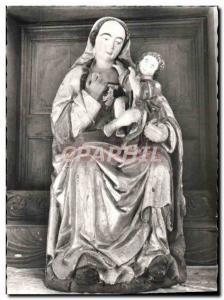 Moderne Karte Plouha Chapelle De Kermaria An Isquit Notre Dame De Kermaria Vierge Qui allaite