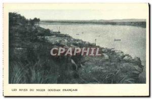 Ansichtskarte AK Les rives du Niger Soudan Francais