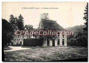 Ansichtskarte AK Lyons La Foret L'Abbaye De Mortemer
