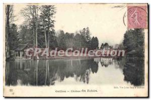 Ansichtskarte AK Gaillon Chateau Des Rotoirs