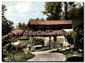 Moderne Karte Ambert P de D Lagat Vieux Moulin � Papiers