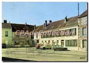 Moderne Karte Jouy le Chatel (Seine et Marne) L'Hotel de Ville