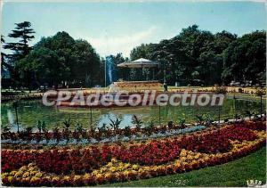Moderne Karte Toulouse Ville d'Art Cite des Violette le Jardin Grand Rond