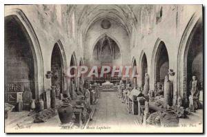 Ansichtskarte AK Arles Le Musee Lapidaire