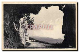 Ansichtskarte AK Les Beaux Paysages de France Les Pyrenees La Route thermale des Eaux Bonnes a Argeles Gazost
