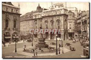 Ansichtskarte AK London Piccadilly Circus