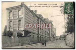 Ansichtskarte AK Fontenay aux Roses l'Ecole Normale superieure de Jeunes Filles