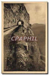 Ansichtskarte AK Les Beaux Paysages de France Les Pyrenees route Thermale des Eaux Bonnes a Argeles Gazost