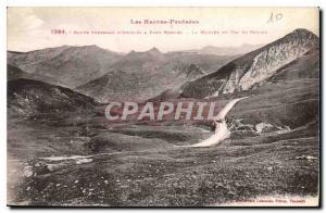 Ansichtskarte AK Les Hautes Pyrenees Route thermale d'Argeles a Eaux Bonnes