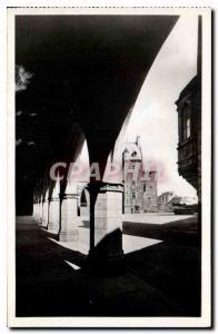 Ansichtskarte AK Vitre Cour interieure du Chateau vue des arcades