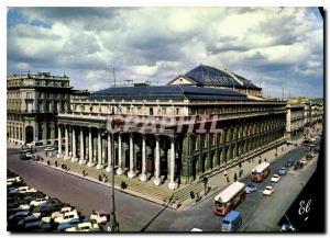 Moderne Karte Bordeaux Gironde Le Grand Theatre Construit par l'Architecte Louis