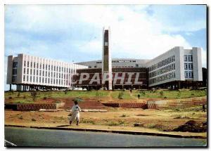 Moderne Karte Addis Ababa Town hall