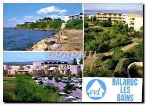 Moderne Karte Balaruc les Bains Villages Vacances familles les Lucioles de Thau