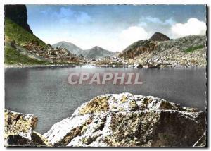Moderne Karte La Suisse Nicoise Saint Martin Vesubie A M le Lac Negre