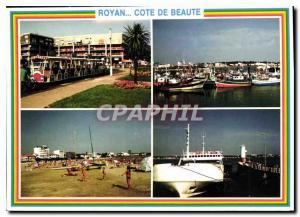 Moderne Karte Cote de beaute Capitale de la cote de beaute la station du blen etre en Charente Maritime