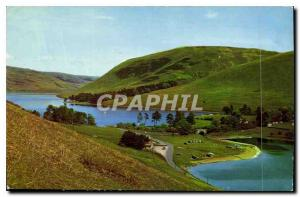 Moderne Karte St Mary's Loch Selkirkshire