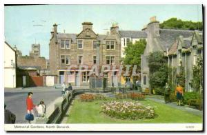 Moderne Karte Memorial Gardens North Berwick