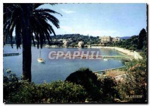 Moderne Karte Reflets de la Cote d'Azur