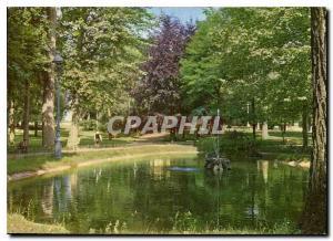 Moderne Karte Vichy Allier les nouveaux Parcs