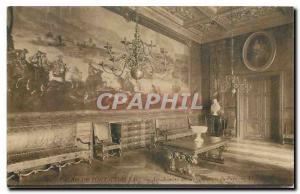 Ansichtskarte AK Palais de Fontainebleau Antichambre des Appartements du Pape