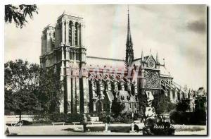 Ansichtskarte AK Paris Notre Dame Cathedral