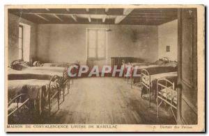 Ansichtskarte AK Maison de Convalescence Louise de Marillac Dortoir des petites