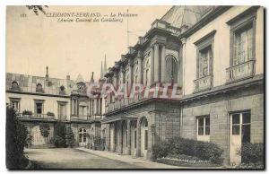 Ansichtskarte AK Clermont Ferrand La Prefecture Ancien Couvent des Cordeliers