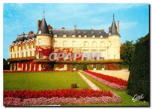 Moderne Karte Rambouillet Yvelines Le chateau residence presidentielle